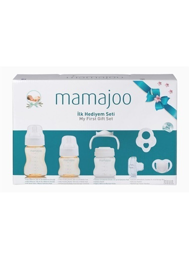 Mamajoo Bebek Beslenme Ürünleri Renkli